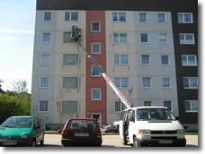 Bild Gebäudereinigung